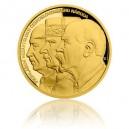 2018 - Zlatá medaile Washingtonská deklarace - číslováno - Au 1/2 Oz
