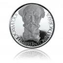 Stříbrná medaile Antonín Dvořák