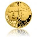 2019 - Zlatá medaile Jan Palach a Jan Zajíc - Národní hrdinové