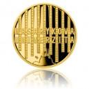 2019 - Zlatá čtvtuncová medaile Masarykova univerzita Brno - Příběhy naší historie