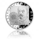 2019 - Stříbrná medaile Zavedení československé měny