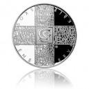 2019 - Stříbrná mince Československý červený kříž - Proof