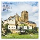 Sada oběžných mincí Česká republika 2019