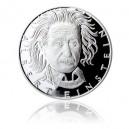2005 - Stříbrná medaile Albert Einstein