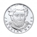 2008 - Stříbrná medaile Jaroslav Hašek