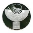 2001 - Stříbrná medaile Český svaz ledního hokeje - Mistři