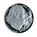 2003 - Stříbrná medaile Salvador Dalí
