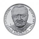 2008 - Stříbrná medaile prezident Václav Klaus