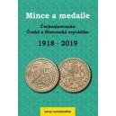 Mince a medaile Československa, ČR a SR 1918 - 2019