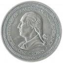Stříbrná pamětní mince 200 let nezávislosti USA, b.k., rok 1976
