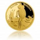 2019 - Zlatá mince 5 NZD Slečna Beruška
