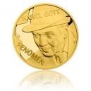 2019 - Zlatá medaile Karel Gott - Fenomén - Au 1/2 Oz