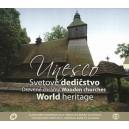Sada oběžných mincí Slovenské republiky 2018 - UNESCO Dřevěné chrámy