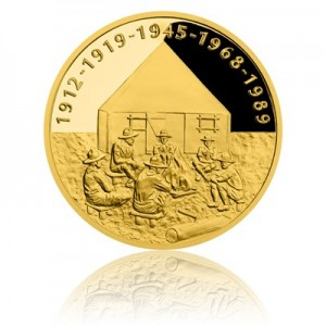 2019 - Zlatá čtvtuncová medaile Svaz Junáků a Skautů - Příběhy naší historie