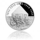 2019 - Stříbrná medaile Svaz junáků-skautů - Příběhy naší historie