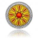 2019 - Stříbrná medaile Mandala - Láska