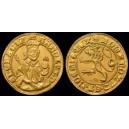Zlatý Dukát Karel IV. - replika