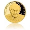 2019 - Zlatá medaile František Filipovský - Au 1/4 Oz
