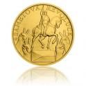 2019 - Zlatá medaile Sametová revoluce S KNIHOU - číslováno - 1/2 Oz