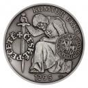 2019 - Stříbrná medaile České pečetě - Ekko, Komtur Templářského řádu