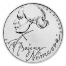 Stříbrná mince Božena Němcová - Standard
