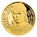 2020 - Zlatá mince Legendy čs. hokeje 25 WST Jaromír Jágr