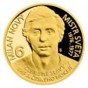 2020 - Zlatá mince Legendy čs. hokeje 25 WST Milan Nový