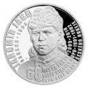 2020 - Stříbrná mince Legendy čs. hokeje 2 WST Jaromír Jágr