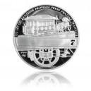 Stříbrná medaile První pražská tramvaj