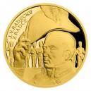 2018 - Zlatá uncová medaile Dějiny válečnictví - Bitva u Kolína