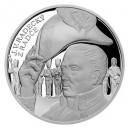 2016 - Stříbrná medaile Dějiny válečnictví - Bitva u Hradce Králové