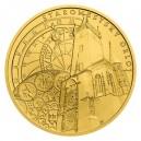 2020 - Zlatá mince 250 NZD Staroměstský orloj - 5 Oz