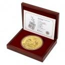 2020 - Zlatá mince 8000 NZD Český lev - 1 kg