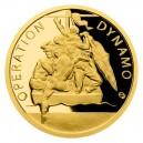 2020 - Zlatá mince 5 NZD Operace Dynamo - Válečný rok 1940
