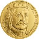 2020 - Zlatý pětidukát Jiří z Poděbrad