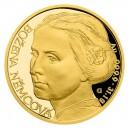 2020 - Zlatá investiční mince 50 NZD Božena Němcová - Osudové ženy