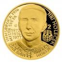 2020 - Zlatá mince Legendy čs. hokeje 25 WST Jiří Holeček