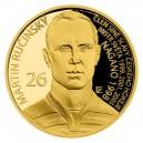 2020 - Zlatá mince Legendy čs. hokeje 25 WST Nagano
