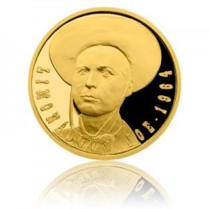 2015 - Zlatá medaile Karel Fiala - Au 1/2 Oz
