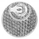 Stříbrná mince Založení SUŠ sklářské - Standard - emise červen 2020 - orientační cena
