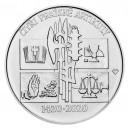 Stříbrná mince Čtyři pražské artikuly, standard