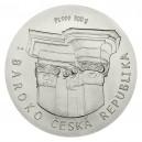 2020 - Platinová medaile Baroko - Bazilika sv. Markéty v Břevnově