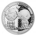 2021 - Stříbrný Tolar k narození dítěte