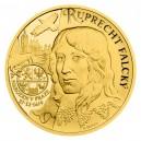 2021 - Zlatá uncová medaile Dějiny válečnictví - Ruprecht Falcký