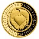 2021 - Zlatá medaile Z lásky