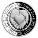 2021 - Stříbrná medaile Z lásky