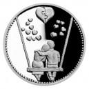 2021 - Stříbrná medaile Navždy spolu