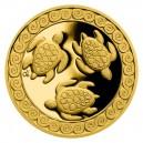 2021 - Zlatý Dukát k Želva - Symbol dlouhověkosti
