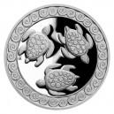 2021 - Stříbrná medaile Želva - Symbol dlouhověkosti