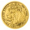 2021 - Zlatá mince 5 NZD Orel - 1/25 Oz
